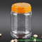 900ml clear PET plastic food container jars for sale
